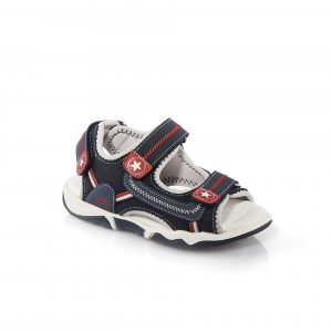 Спортивные сандалии с тремя регуляторами