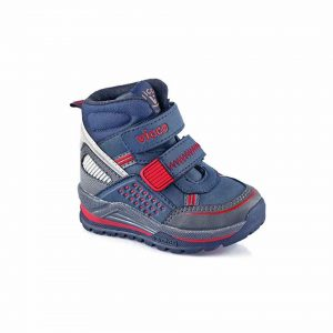 Треккинговые ботинки на меху