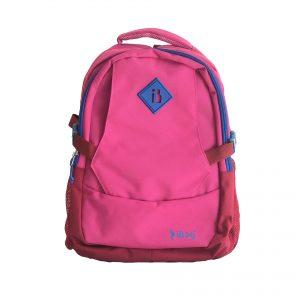 Розовый рюкзак с логотипом iBag