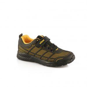 Двухцветные кроссовки с филоновой подошвой