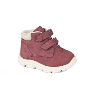 Кожаные ботинки с филоновой подошвой
