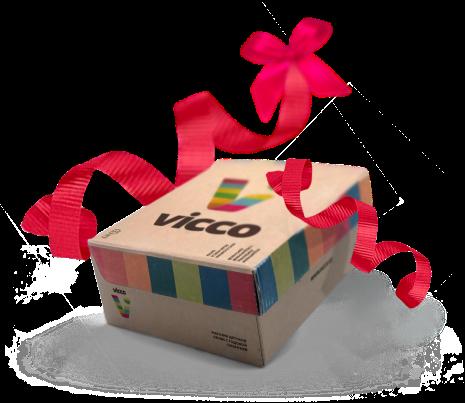 Vicco gift card box 1