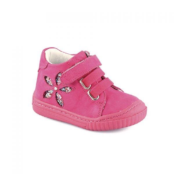Кожаные кроссовки Flora
