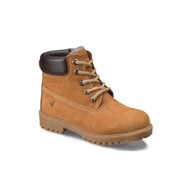 Кожаные ботинки Mock