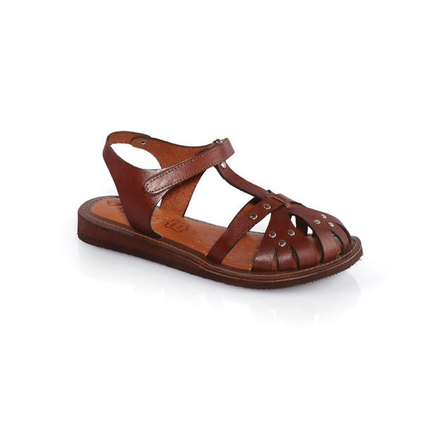 Кожаные сандалии Tweed
