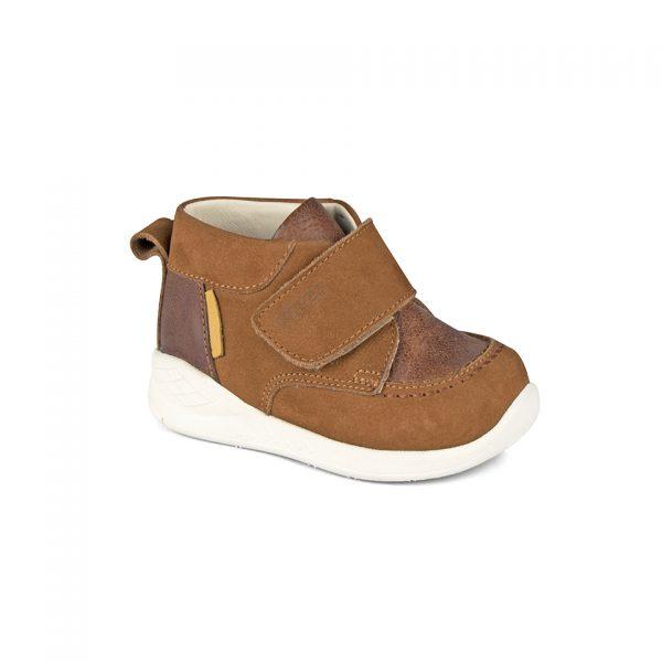 Кожаные ботинки Manu