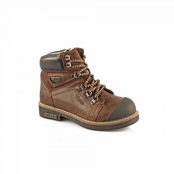 Кожаные ботинки Anker XL
