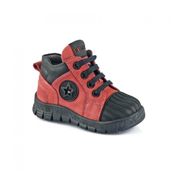 Кожаные ботинки Bully