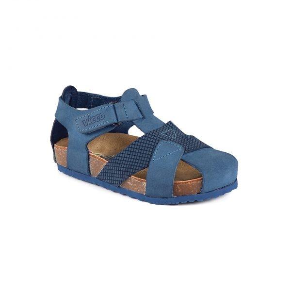 Кожаные сандалии Adonis