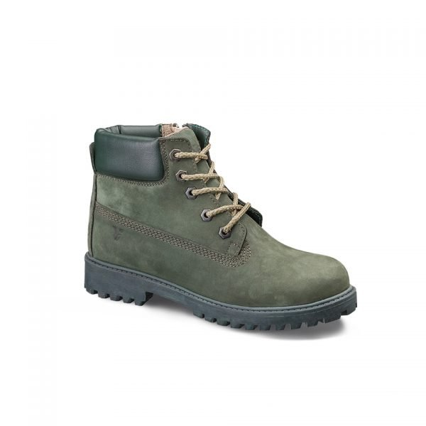 Кожаные ботинки Tims