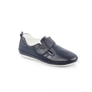 Кожаные туфли Athos
