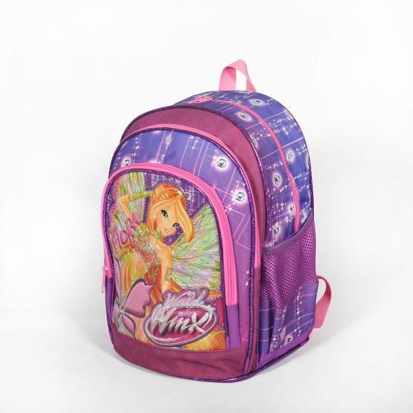 Сиреневый рюкзак Winx
