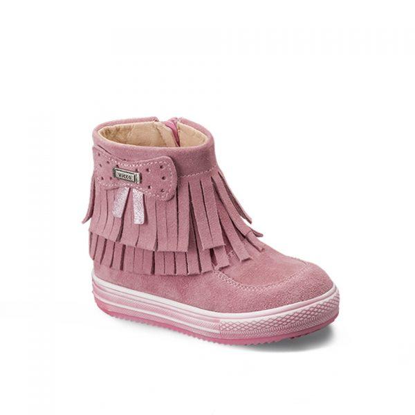 Кожаные ботинки Shelma