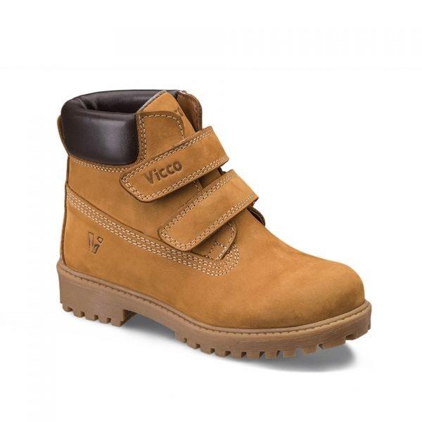 Кожаные ботинки Indry