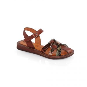 Кожаные сандалии Desai