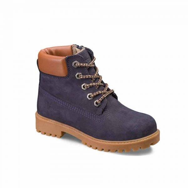 Кожаные ботинки Gama