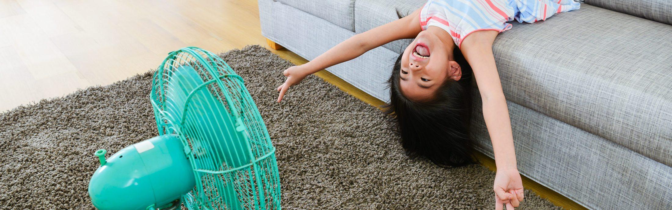 Можно - ли детям находиться под кондиционером?