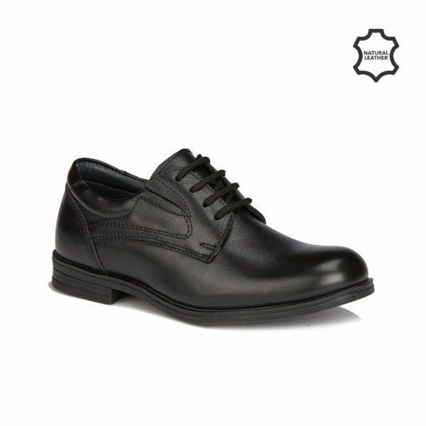 Школьная кожаная обувь Basic