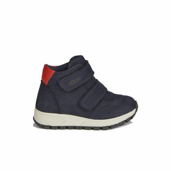 Кожаные ботинки Papi