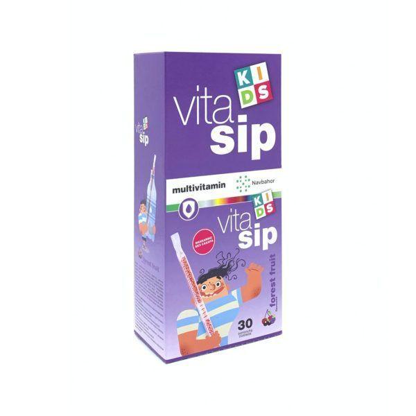 VitaSip со вкусом лесных ягод 1 шт.