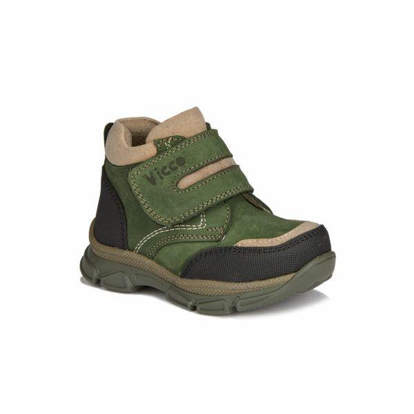 Кожаные ботинки Rex