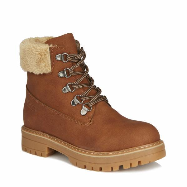 Ботинки на меху Zed