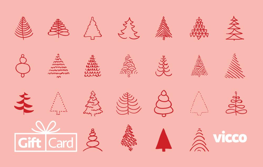 Vicco Подарочные карты