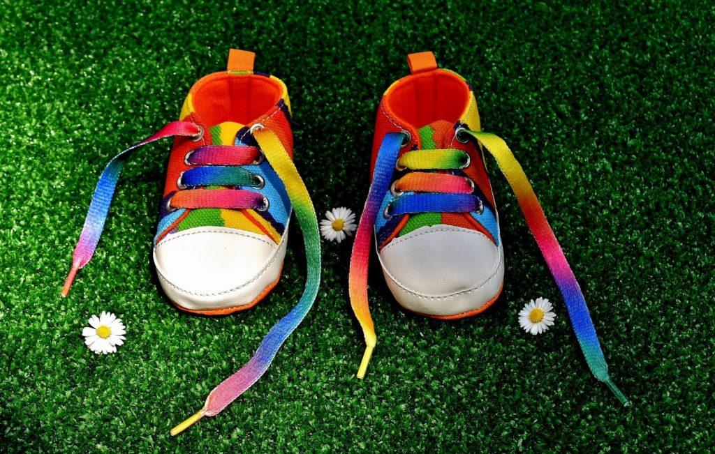 Основные типы летней детской обуви